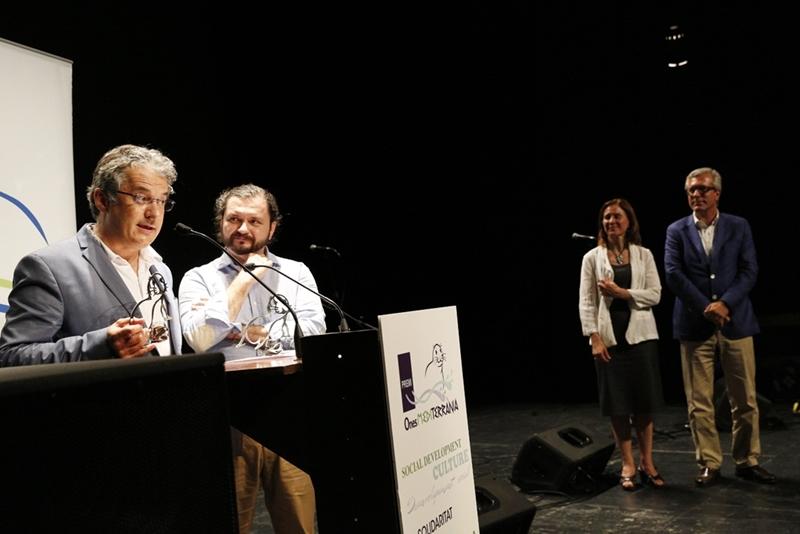 Premino ONES Mediterránea a Juzbado y la Fundación Tormes por la defensa del patrimonio natural