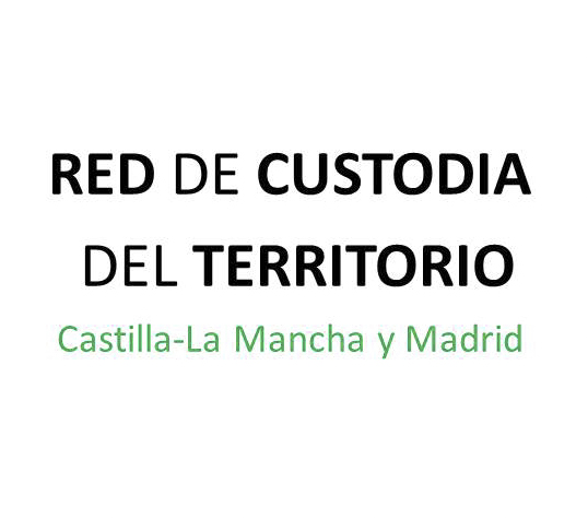 Logo de la Red de custodia del territorio de Castilla-La Mancha y Madrid